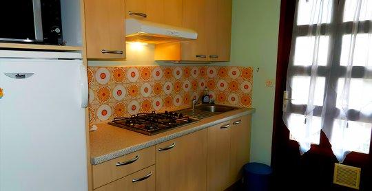 Appartement SA 03 Cuisine
