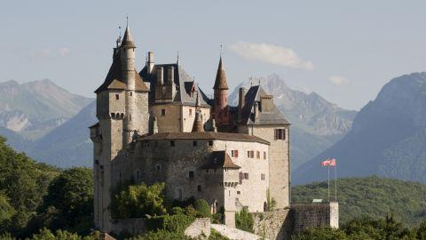 Chateau de Menthon Saint Bernard